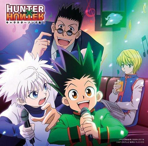 Images Hunter x Hunter, spécial vacances d'été