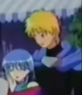 Couple de fond, Star Ocean Ex ep 14