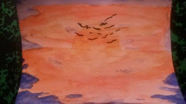 3 couchers de soleil