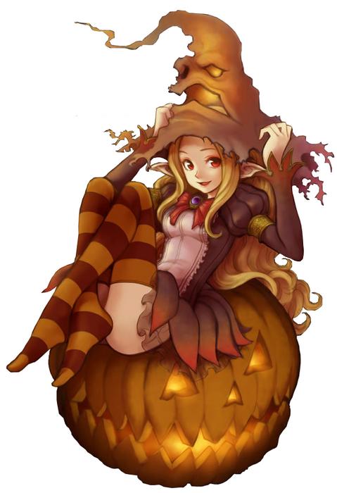 Joyeux Halloween 2018