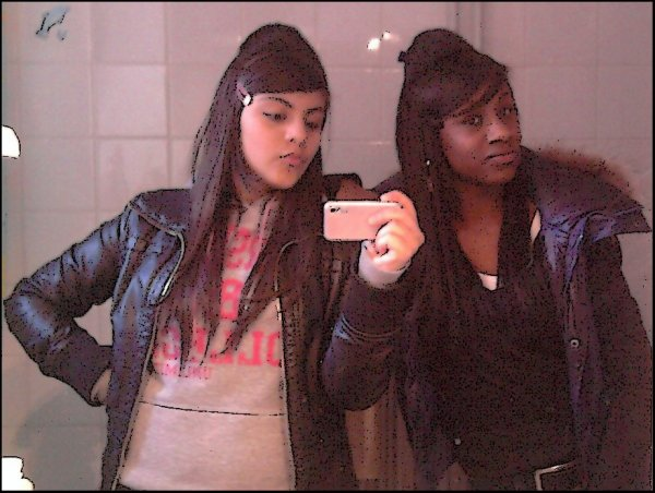 ♥  Melyaa & Nikitaah ♥