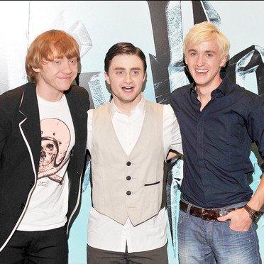 Les mecs de Harry Potter