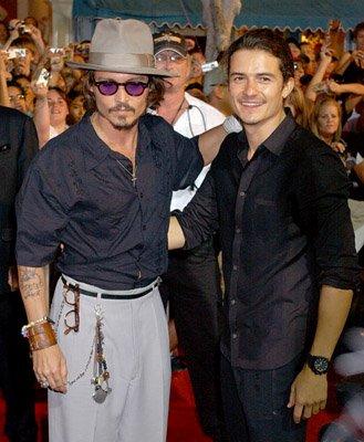 Johnny Depp Vs. Orlando Bloom