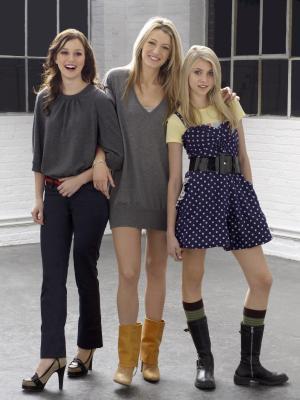 Les filles de Gossip Girl