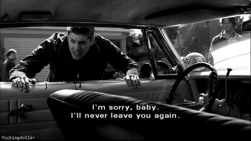 Dean & L'impala