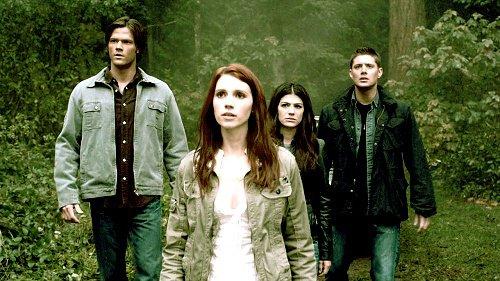 Sam, Anna, Ruby et Dean