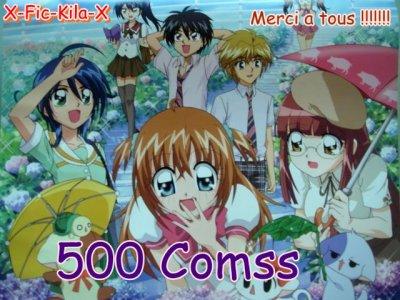 500 Comss