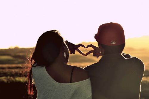 L'amour n'a pas de frontières.
