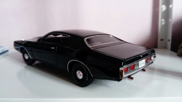 Dodge super bee 1971 383 magnum