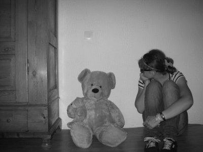 J'aurais voulu te garder pres de moi pour toujours ...