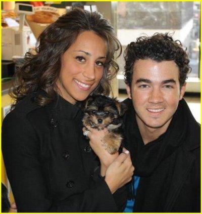 kévin et Danielle adopte !