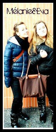 Evaa&Mélaanie; 2ans ;)