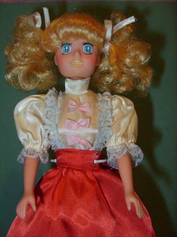 Ma collection de poupées de DESSIN ANIME