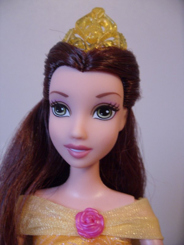 Ma collection de poupées Disney