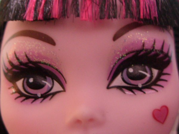 Ma collection de poupées Monster High