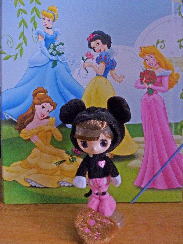 Ma collection de poupées Dollcena