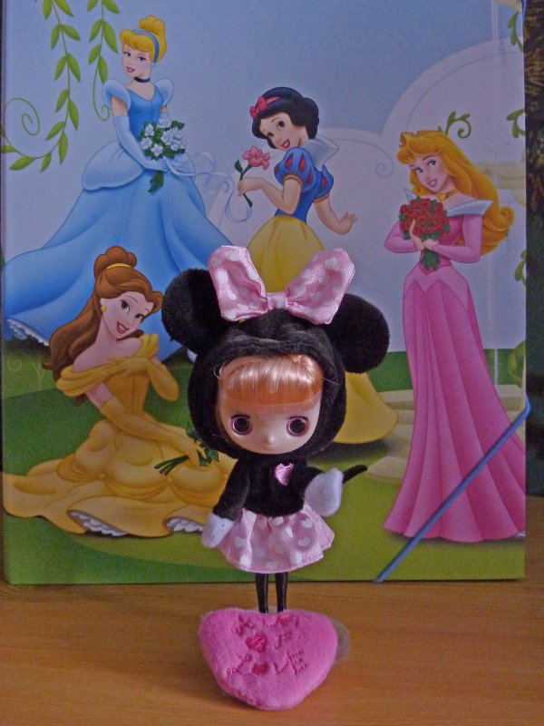 Ma collection de poupées Dollcena