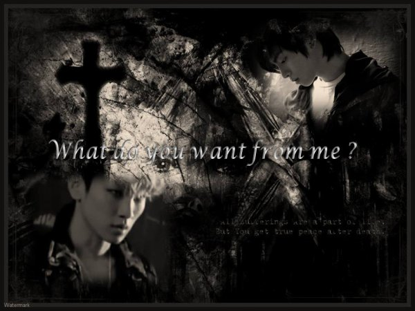 What do you want from me- Prologue