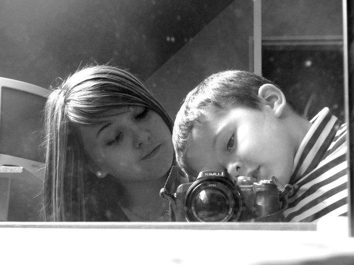 Mathéo, mon petit frère, mon bonheur ❤