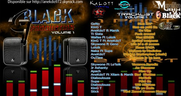 GBlackconcept volume1