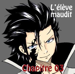 Fiction 2 : L'élève Maudit, chapitre 3 ( Un chien enragé dans le sous-sol )