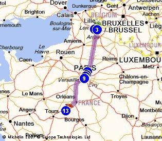 19 mai 2013   blois 335.481 km  concour Annulée