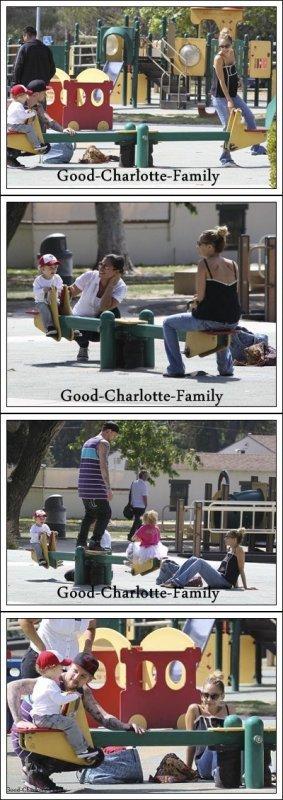 toute la famille Madden - Grifith Park - 04 Juin 2011
