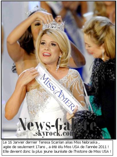 Miss USA 2011 est ...