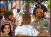 Candids : Barbara Morel ( Miss moche nationale ) a été vue déjeunant, à Bordeaux, avec Tony Parker ! Pas de doute, ils sortent bien ensemble, du moins ils se voient et là TP, ne pourra plus le nier, comme il l'avait fait lors d'une précédente interview !