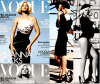 Rihanna : Blonde platine en couverture de Vogue UK !