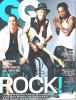 Lil Wayne : En couverture de GQ magazine aux côtés d'Eminem & Keith Richards