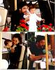Candid :   Penelope Cruz et Javier Bardem ont déjeuné dans un restaurant Italien en compagnie de leur fils Leo, née en février dernier ! Trop mignon !