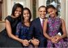 Découvrez le portrait officiel 2011 de la famille Obama !