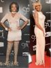 Jennifer Hudson & Mary J. Blige étaient présentes lors du concert VH1 à New York . Cette soirée a été animée par plusieurs chanteuses soul .