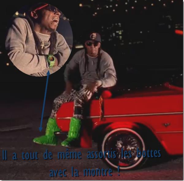 Drake aux côté de Lil Wayne & Tyga nous présente le clip de The Motto issue de son album Take Care ! Le clip est introduit par Wanda Salvatto, la mère d'un rappeur californien Mac Dre abattu en 2004 .