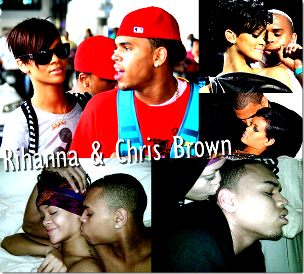 Rihanna & Chris Brown : Toujours amoureux ?