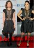 D'après vous, à qui va le mieux cette robe courte by Ninna Ricci ? Keira Knightley ou Tamera Mowry-Housley ?