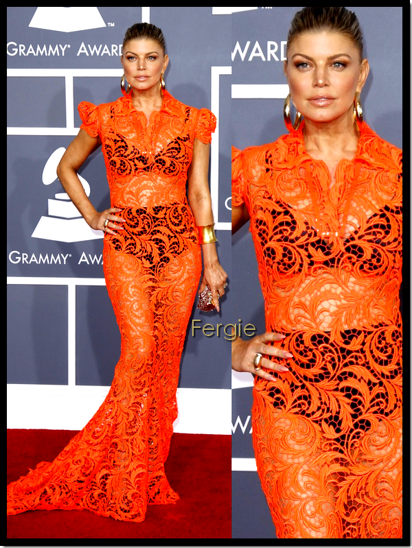 Awards : Grammy Awards 2012 ! ( suite et fin du red carpet )