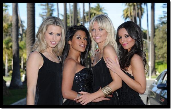 Actualité Télé : Une nouvelle télé réalité/fiction arrive en Mars sur NRJ12 : Hollywood Girls ! On retrouvera en autre Ayem de secret story 5 et Caroline de Secret Story 2