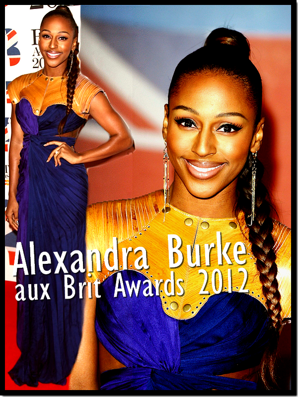 Awards : Brit Awards 2012 ! ( L'équivalent des Grammy Awards britannique )