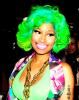 Nicki Minaj : Cette semaine au Japon c'est dans des tenues encore plus farfelue et colorée que d'habitude qu'on a pu la découvrir !
