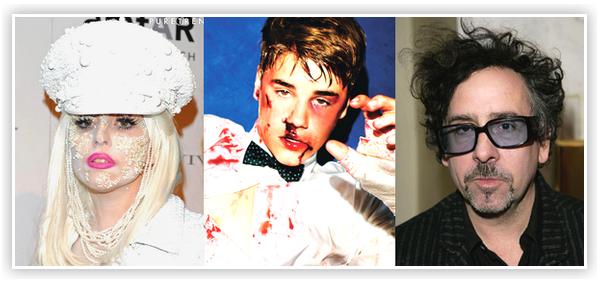 Actualité Télé : Lady Gaga, Justin Bieber & Tim Burton  joueront dans Men In Black III !