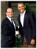 Photos : Barack Obama et Francois Hollande se sont rencontrés pour la première fois, ce vendredi,  à l'occasion du G8