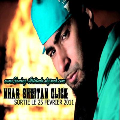 Article # 9 - Lyric 1 : Nhar Sheitan Click - Fouiny-Attitude