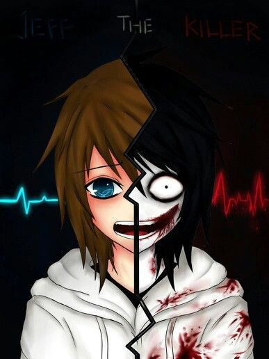 creepypasta Jeff the killer