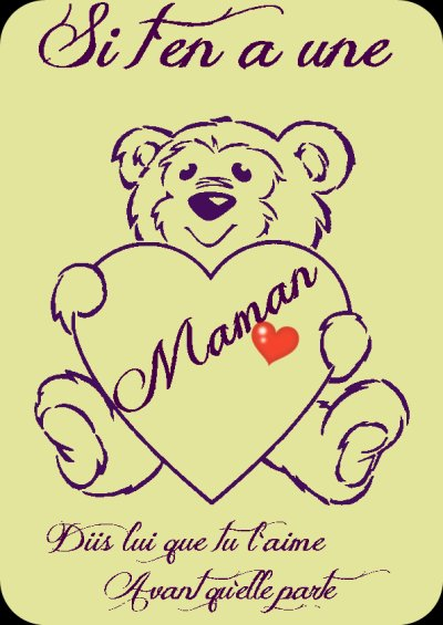 Maman ♥