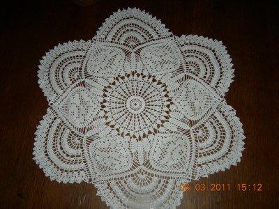 blanc   une pure merveille dimension 60 cm