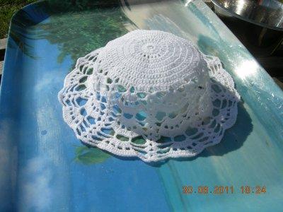 chapeau pour romane