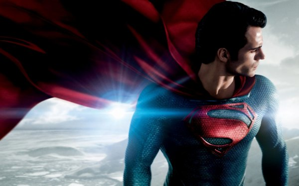 ~ Man Of Steel ~