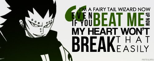 Fairy Tail Personnage: